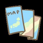 小学生地理勉強法  白地図に手書きでどんどん書きこもう。(中学受験しない編)
