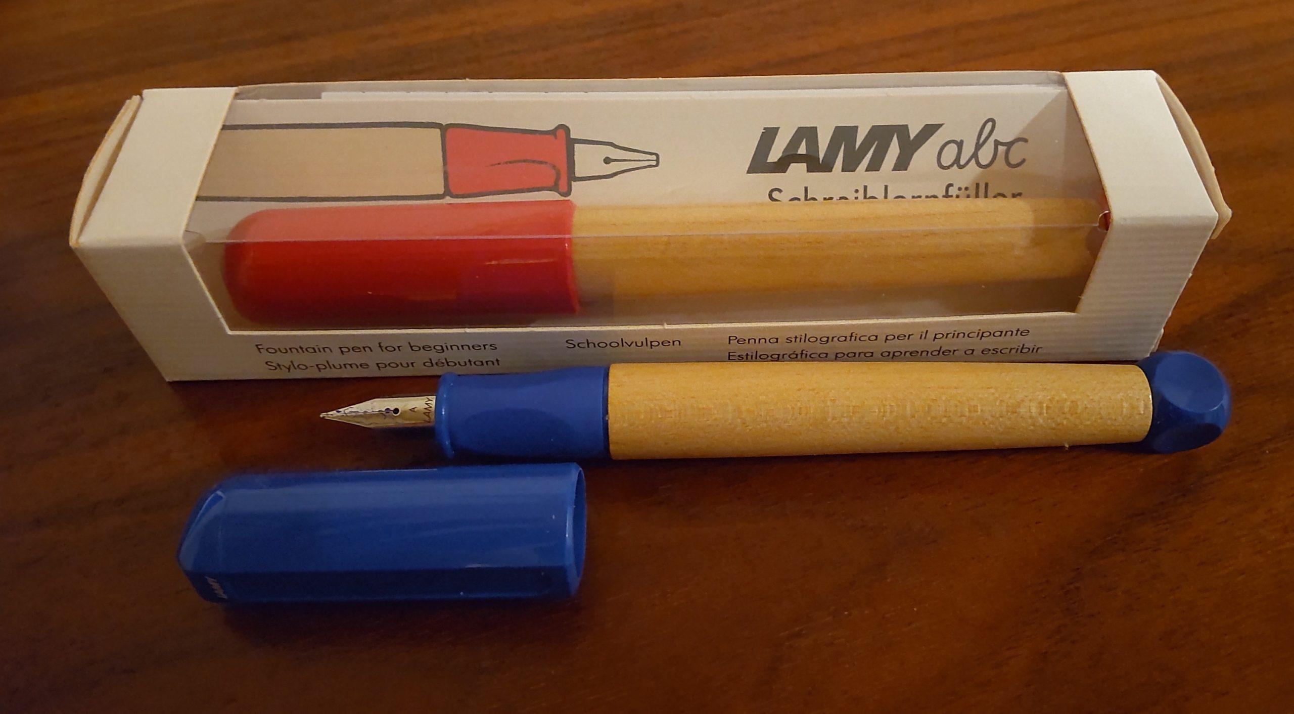 小学生におすすめの万年筆3選
